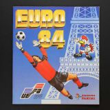 Euro 84 Panini Sticker Album