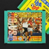USA 94 Panini Sticker Tüte