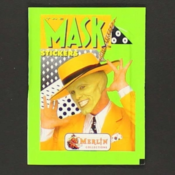 Mask Merlin Sticker Tüte