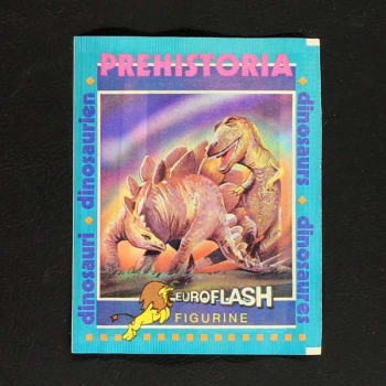 Prehistoria Euroflash Sticker Tüte