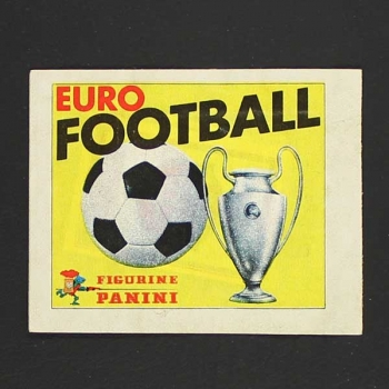 Euro Football 1976 Panini Sticker Tüte
