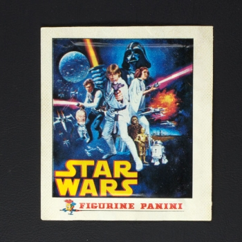 Star Wars 1977 Panini Sticker Tüte