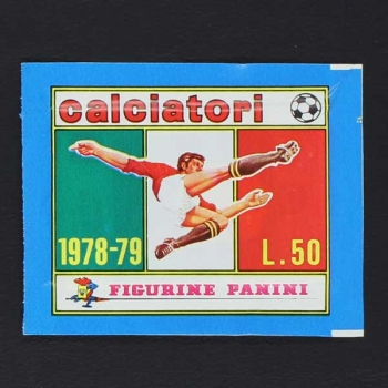 Calciatori 1978 Panini Sticker Tüte