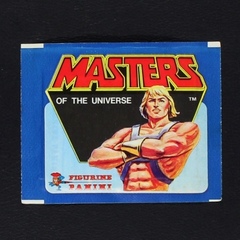 Masters of the Universe 1983 Panini Sticker Tüte Europa Variante