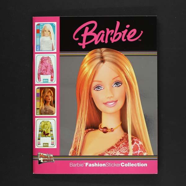 barbie fashion merlin sticker album komplett sticker. Black Bedroom Furniture Sets. Home Design Ideas