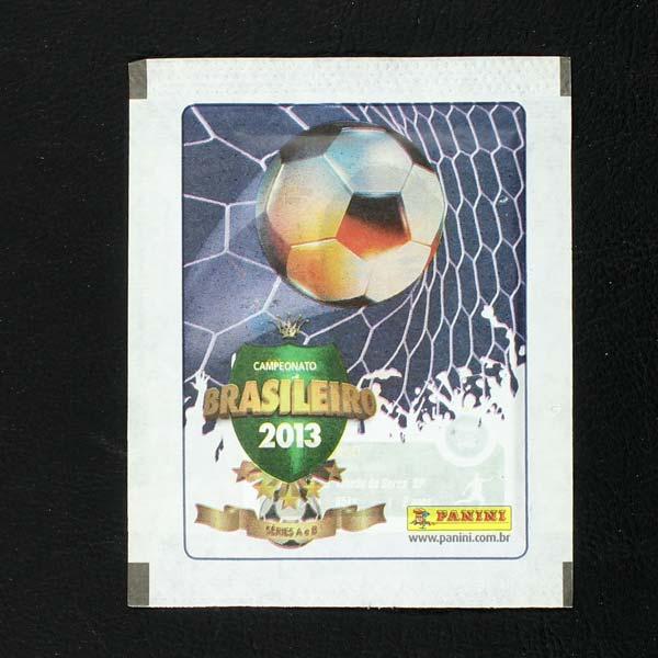 Panini Campeonato Brasileiro: Campeonato Brasileiro 2013 Panini Sticker Tüte- Sticker