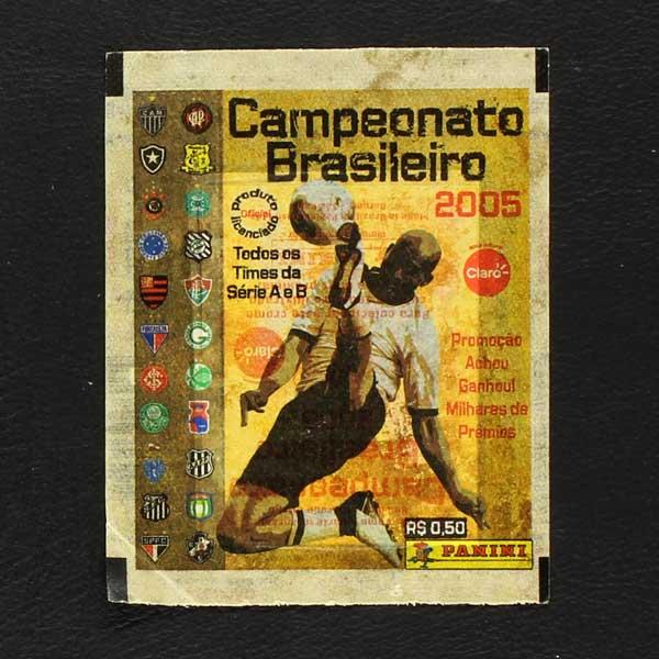 Panini Campeonato Brasileiro: Campeonato Brasileiro 2005 Panini Sticker Bag- Sticker