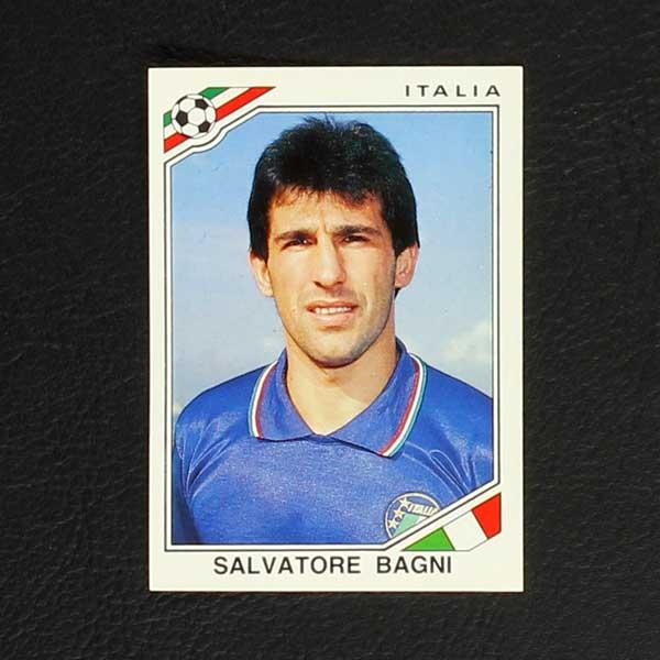 Mexico 86 No. 045 Panini sticker Salvatore Bagni- Sticker-Worldwide
