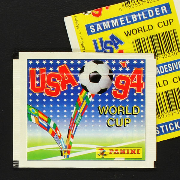 usa 94 panini sticker t te gelb hochformat sticker worldwide. Black Bedroom Furniture Sets. Home Design Ideas