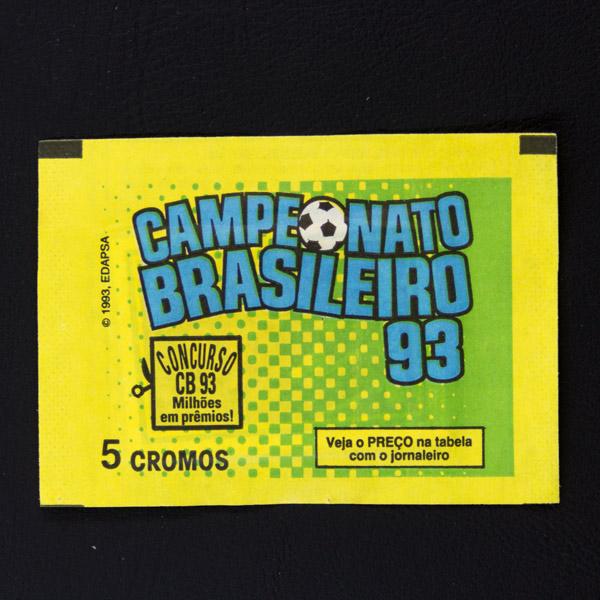 Panini Campeonato Brasileiro: Campeonato Brasileiro 93 Panini Abril- Sticker-Worldwide
