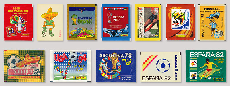 Panini Fussball International