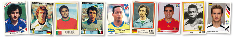 Panini World Cup Sticker